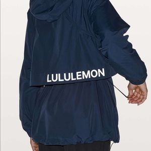 Lululemon Move With The Pack Jacket - True navy